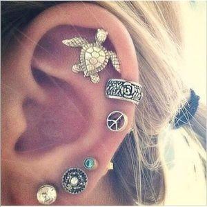Jewelry - 🐢Retro Earring Set🐢
